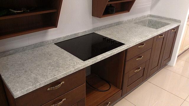Кухонная столешница из акрилового камня antarrid